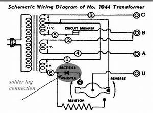 other lionel transformers With which way of wiring is correct the quotmsdquot website instructions or the