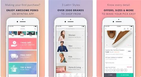 Best Mobile Shopping by 20 Best Shopping Apps In India For Shopping