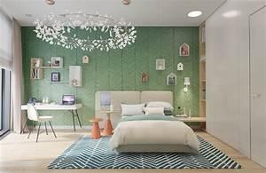 Chambre Fille Scandinave : 15 id es pour d corer les murs d 39 une chambre d 39 enfant ~ Melissatoandfro.com Idées de Décoration