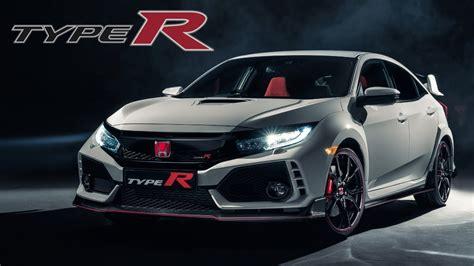 Honda Civic Type R 2019 by Honda Civic Type R 2019 All New 2019 Honda Civic Type R