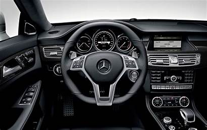 Amg Mercedes Interior Benz Cls Amazing 63