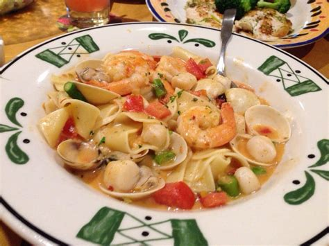 olive garden san jose pappardelle pescatore yelp