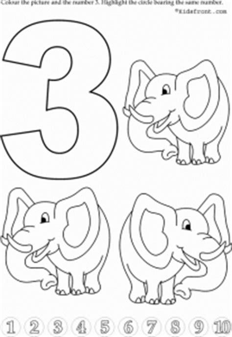 number worksheets  kids   crafts  worksheets