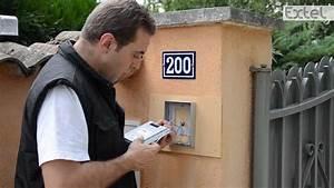 Gache Electrique Portillon Sans Fil : loona installation du visiophone extel portier vid o youtube ~ Dode.kayakingforconservation.com Idées de Décoration