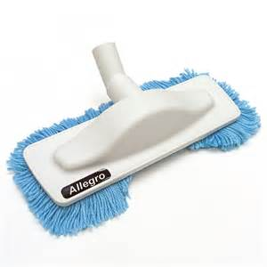 beam central vacuum universal hardwood floor dust mop