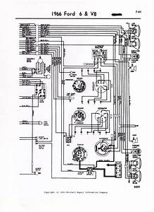 I Need A Wiring Diagram For A 1966 Ford Thunderbird Alternator  I Cant Get The Alternator To Work