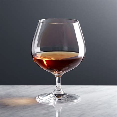 Oregon Brandy Snifter   Reviews   Crate and Barrel