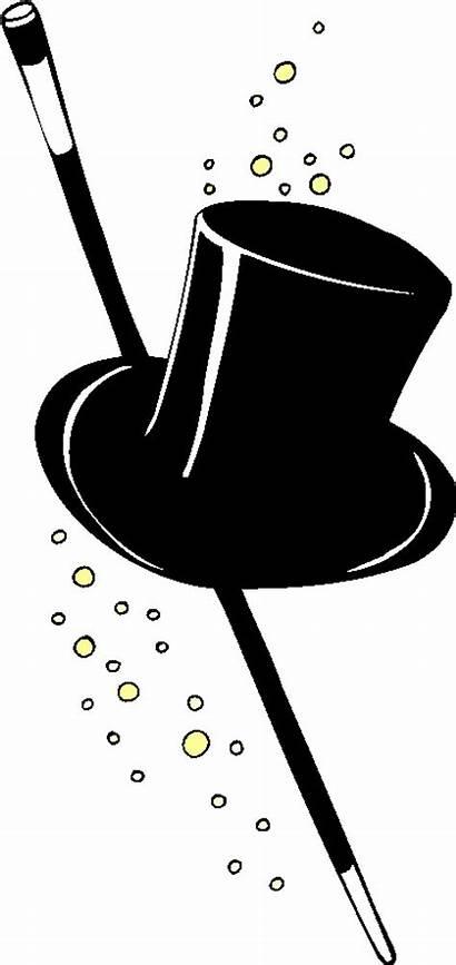 Magic Clipart Clip Magician Trick Tricks Cliparts