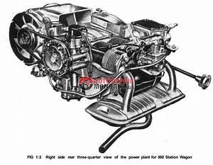 Free Download  Fiat 500 1957