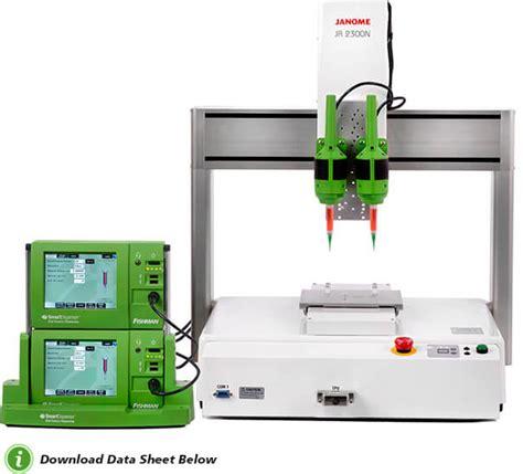 dispense plc adhesive dispensing smartdispenser 174 ca benchtop automation