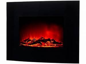 Feuer Kamin Garten : carlo milano zimmerkamin elektrischer kamin ignis mit heizl fter feuer effekt zur wandmontage ~ Markanthonyermac.com Haus und Dekorationen
