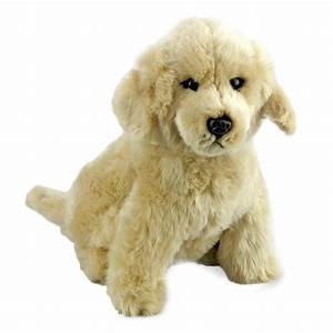 Golden Retriever Dog|stuffed animal|soft plush toy|medium ...