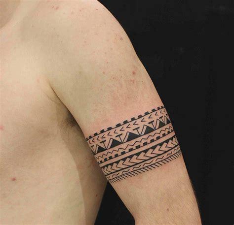 armband tattoos precision meets minimalism