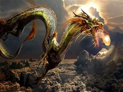 Dragon Japanese Wallpaperesque Background