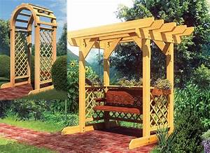 Project Plan 90043 - Swing and Arched Arbor