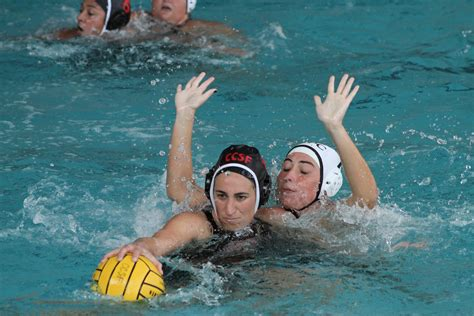 Rams Water Polo Fall Short After Physical Match The