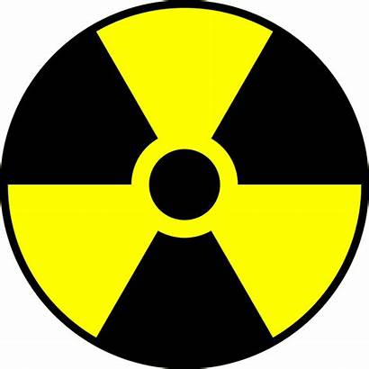 Round Sign Radioactive Radiation Svg Logos Decals