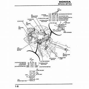 Honda Bf15a Wiring Diagram