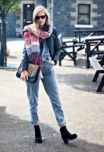 How to Rock Boyfriend Jeans u2013 Glam Radar