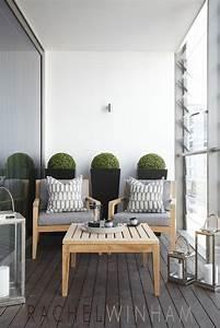 Balkonmöbel Für Kleinen Balkon : 1001 ideen zum thema stilvollen kleinen balkon gestalten ~ Markanthonyermac.com Haus und Dekorationen