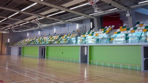 salle de sport germain en laye construction du gymnase des lavandi 232 res 224 germain en laye marty sports