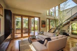 Modern Style Homes Interior World Of Architecture Contemporary Style Home In Burlingame California
