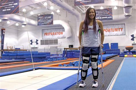 sam cerio rehabs  walk   aisle gymnastics