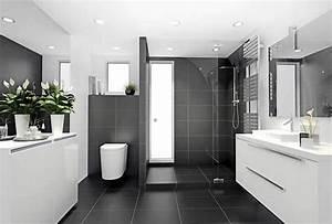 Douche À L Italienne Moderne : installer une douche l italienne ~ Voncanada.com Idées de Décoration