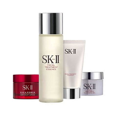 sk ii trial starter kit with anti aging r n a power