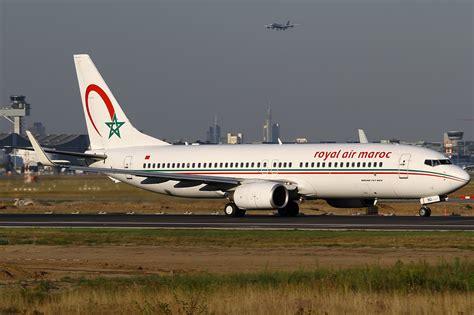 File:Royal Air Maroc Boeing 737-800 CN-RNU FRA 2012-9-8 ...