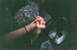 Couple Holding Hands In Car Tumblr