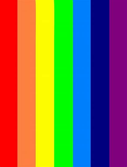 Rainbow Colors Seven Vector Svg Commons Wikimedia