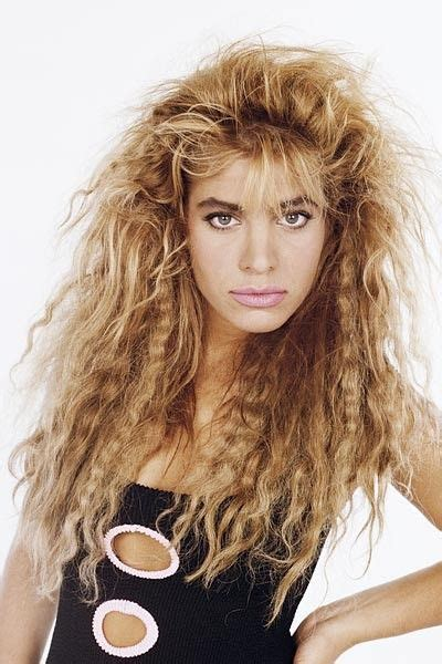 80s Hairstyles For Hair by Crimped 80s Hair I Loved This I Always Wanted