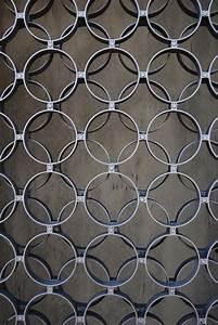 Grille Metal Decorative : free decorative metal grille stock photo ~ Melissatoandfro.com Idées de Décoration