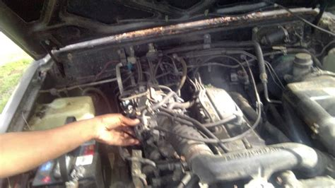 Daihatsu Rocky Engine 1990 daihatsu rocky engine