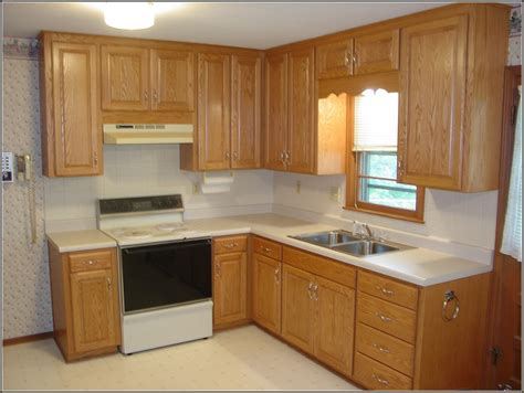 how to make stock cabinets look custom kitchen starmark cabinet reviews kraftmaid cabinets