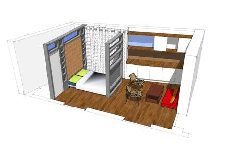 taille minimum chambre surface minimum pour une chambre une chambre sous les