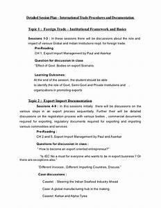 International trade procedures and documentation for International trade documentation and procedures