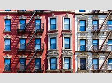 Image Gallery new york apartments exterior