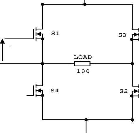 Bridge Inverter Circuit Download Scientific Diagram