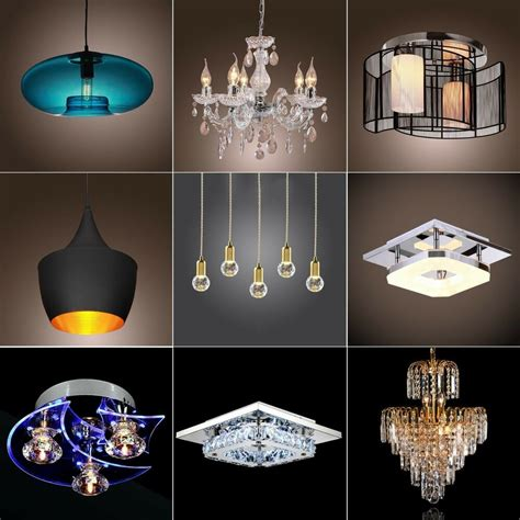 Contemporary Lighting Chandeliers by Promodern Fixture Ceiling Light Lighting Pendant