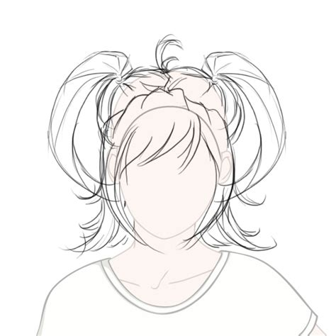 create big gravity defying anime styled hair  adobe