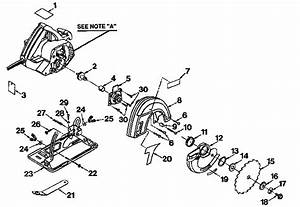 Craftsman Craftsman Circular Saw Parts