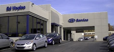 Hyundai Ed Voyles by Ed Voyles Hyundai Change Service