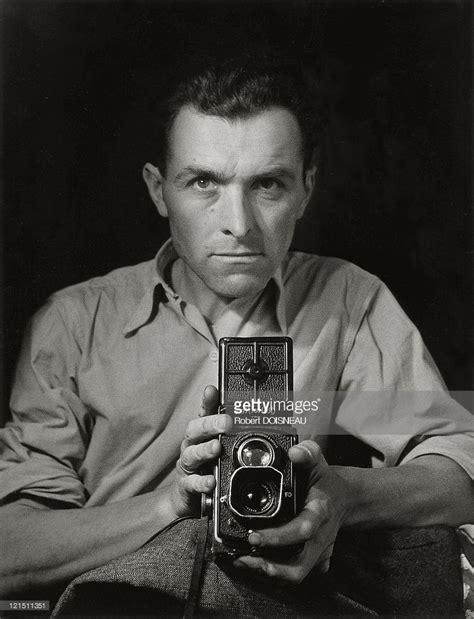 Portraits Of Photographer Robert Doisneau  Getty Images