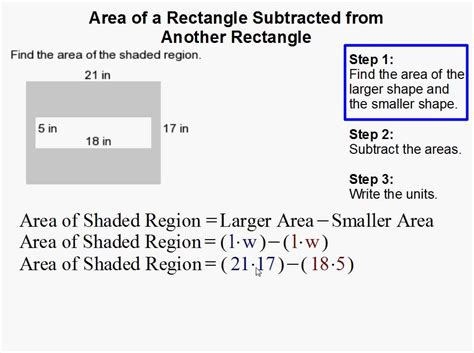 find the area of the shaded region worksheet resultinfos