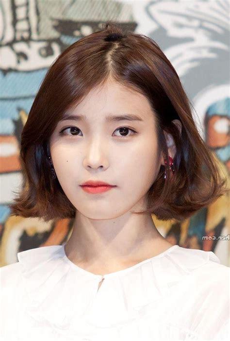 2019 popular korean short hairstyles for beautiful girls