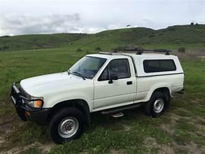 1990 Toyota Truck 4x4  4wd  Regular Cab  Pickup  Pick Up