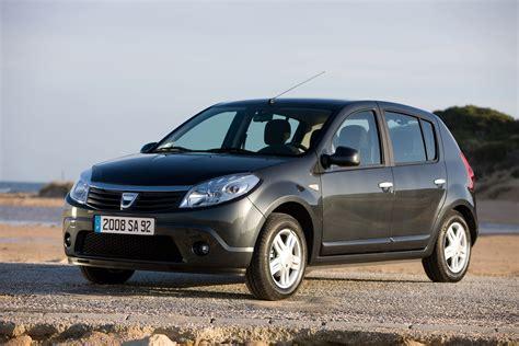 2007 Dacia Sandero Photos, Informations, Articles