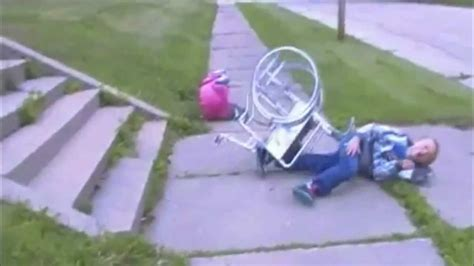 going stairs in a wheelchair